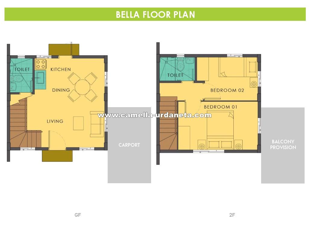 Bella  House for Sale in Urdaneta