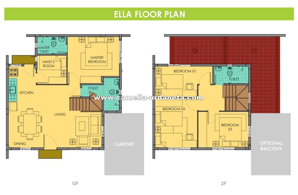 Ella  House for Sale in Urdaneta