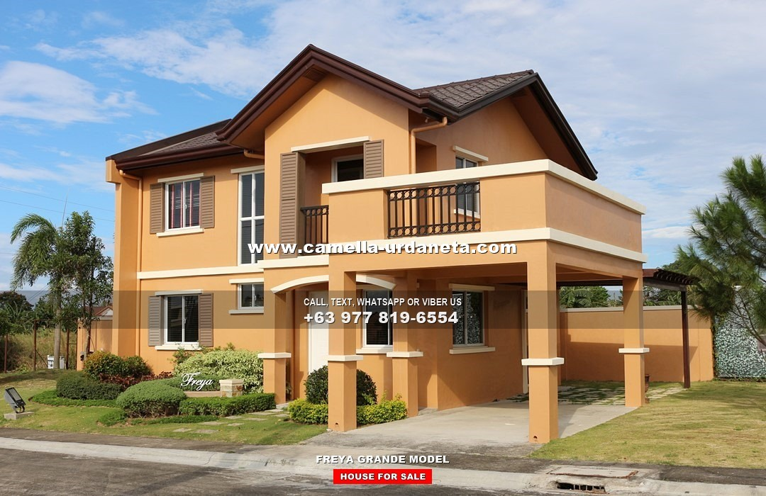 Freya House for Sale in Urdaneta