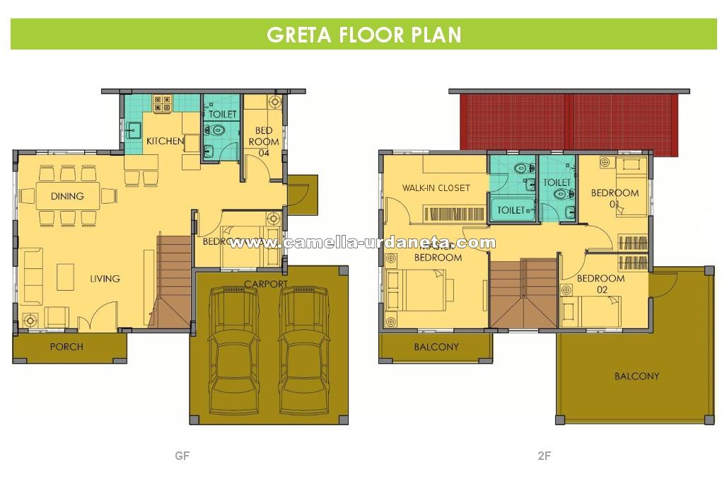 Greta  House for Sale in Urdaneta