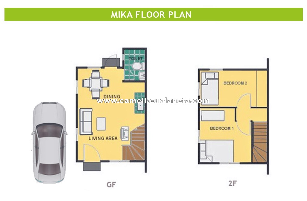 Mika  House for Sale in Urdaneta