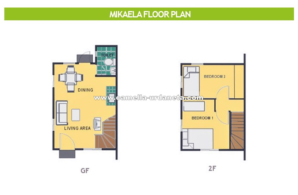 Mikaela  House for Sale in Urdaneta