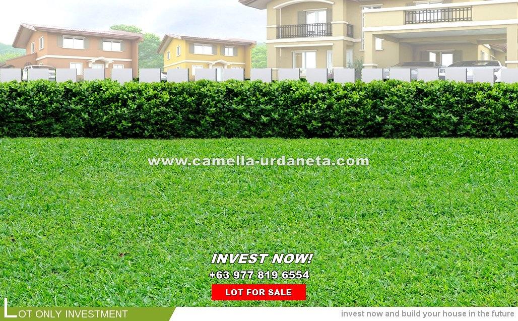 Lot House for Sale in Urdaneta