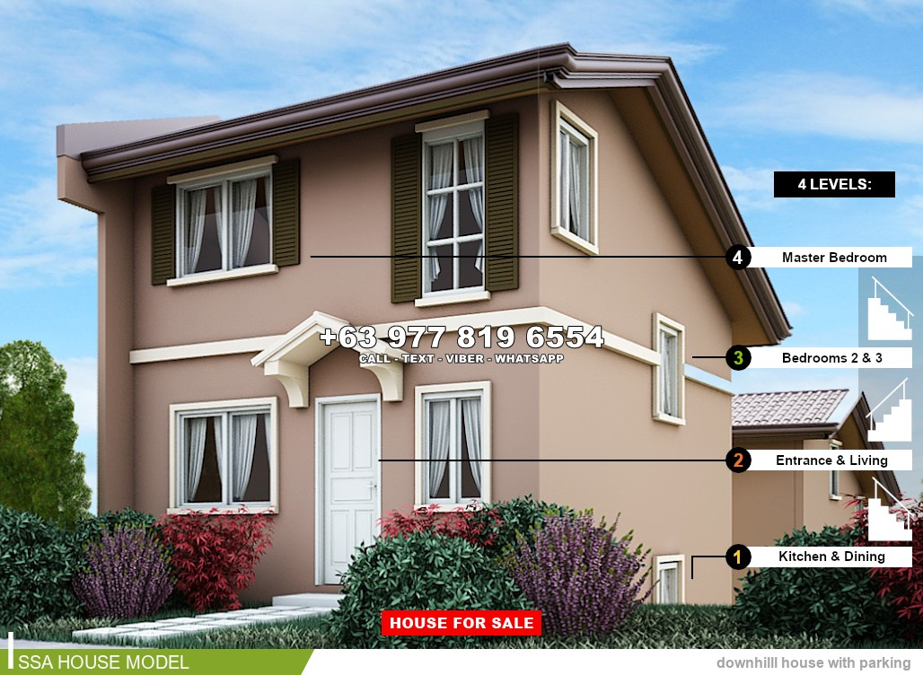 Issa House for Sale in Urdaneta