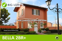 Bella House and Lot for Sale in Urdaneta Pangasinan Philippines