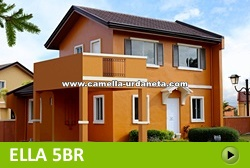 Ella House and Lot for Sale in Urdaneta Pangasinan Philippines