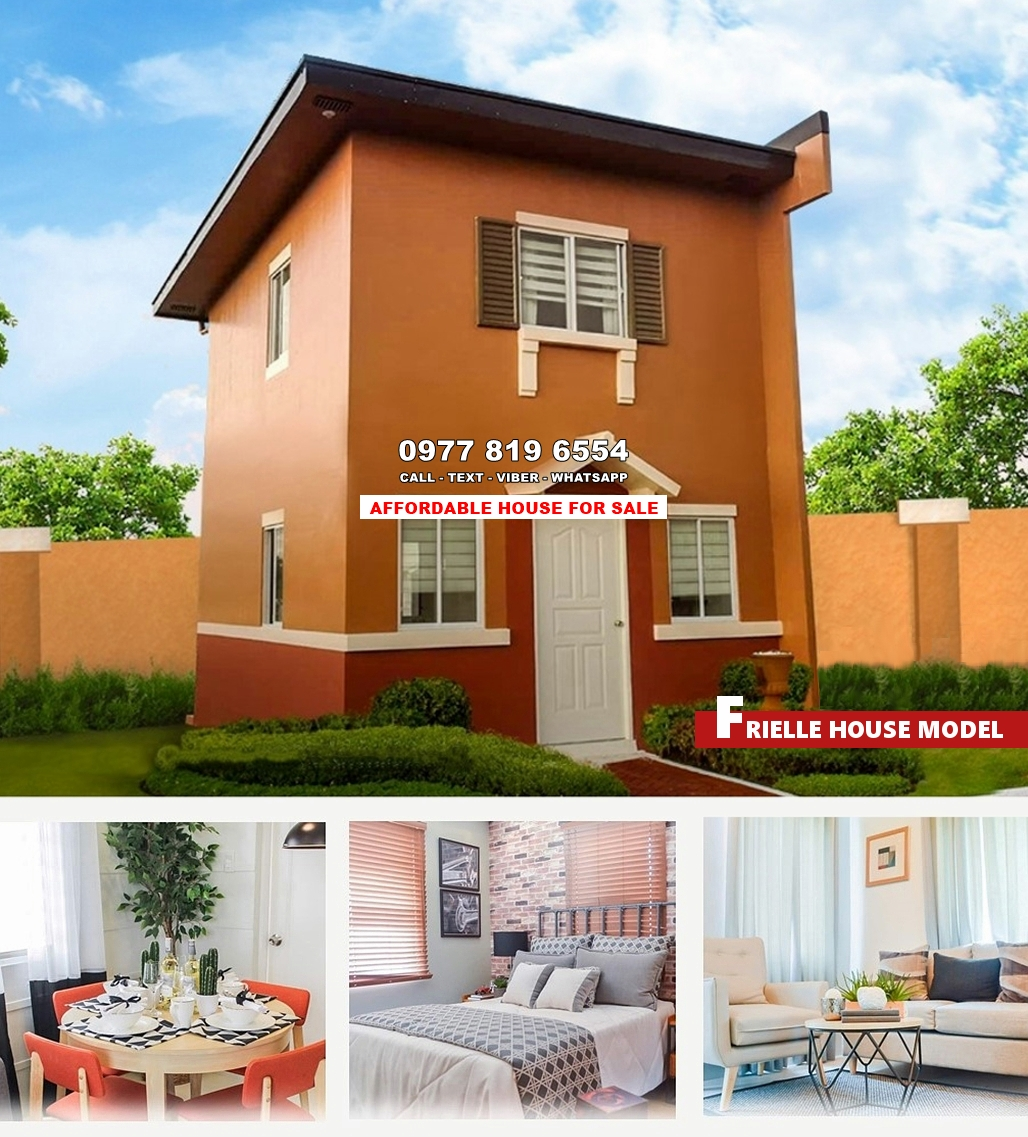 Frielle House for Sale in Urdaneta